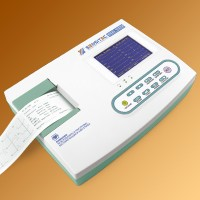 Digital Three-Channel Electrocardiograph SENSITEC ECG-1003